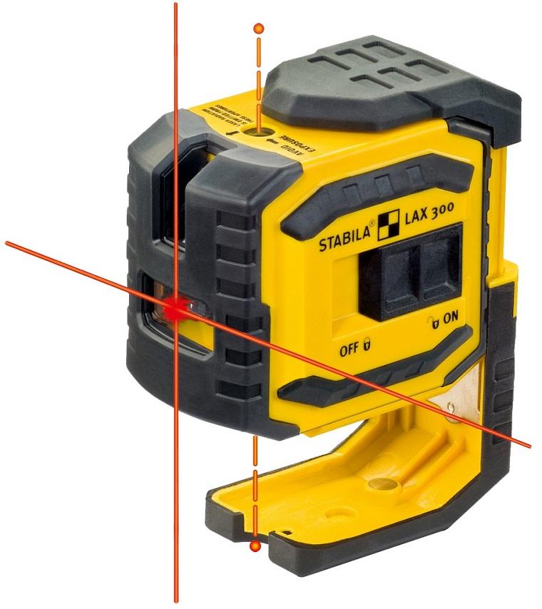 laser puncte si linii lax300