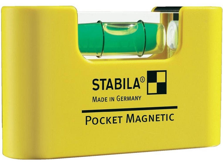 Pocket Magnetic - mininivela Stabila