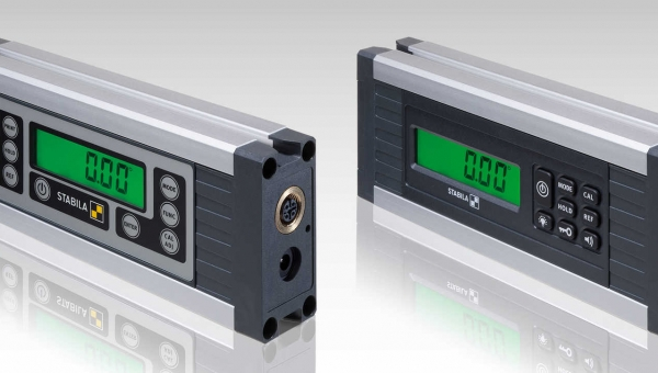TECH 1000 DP - Clinometru digital pentru industrie - DATE