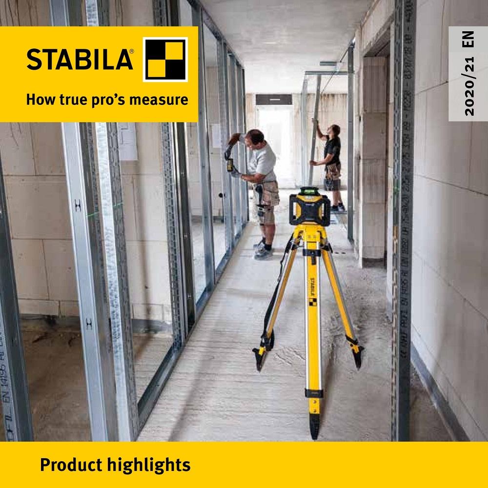 STABILA - produse principale 2020-2021